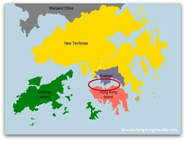 Hong Kong by Area: What is Where, Let's Get Oriented Map Hong Kong on korea map, israel map, kowloon street map, asia map, kuwait map, macau map, malaysia map, china map, colombia map, canada map, angkor map, taiwan map, japan map, tsim sha tsui map, world map, singapore map, australia map, mongolia map, global map, india map,