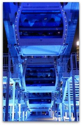 Hong Kong Observation Wheel Gondolas