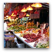 Hong Kong Markets: Fresh Produce Markets
