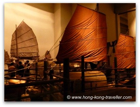 Hong Kong Musuem of History - Folk Culture Gallery