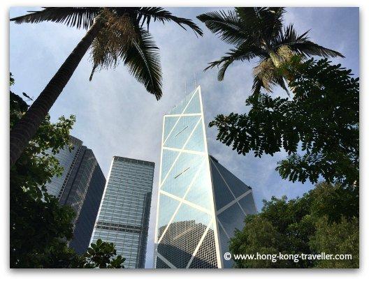 Hong Kong Neighborhoods: Central Skyscrapers