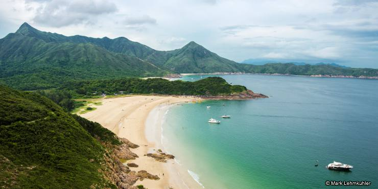 Hong Kong Nature and Wildlife: Tai Long Wan Coastline