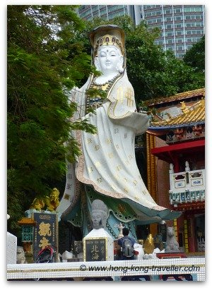 Hong Kong Religion and Deities