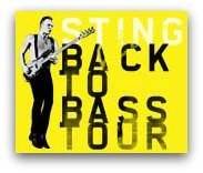 Hong Kong Sting Back to Bass Tour