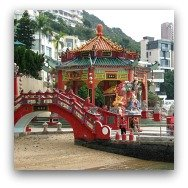 Hong Kong Temples:Kwun Yam Shrine