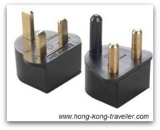 Electrical Travel Adapters for Hong Kong
