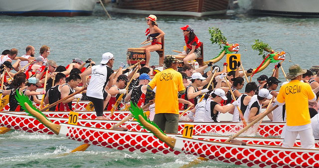June Events in Hong Kong: Dragon Boat Festival