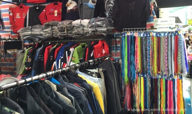 Ladies Market Hong Kong - Clothing, Toys, Accessories
