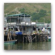 Lantau Highlights: Tai O Fishing Village