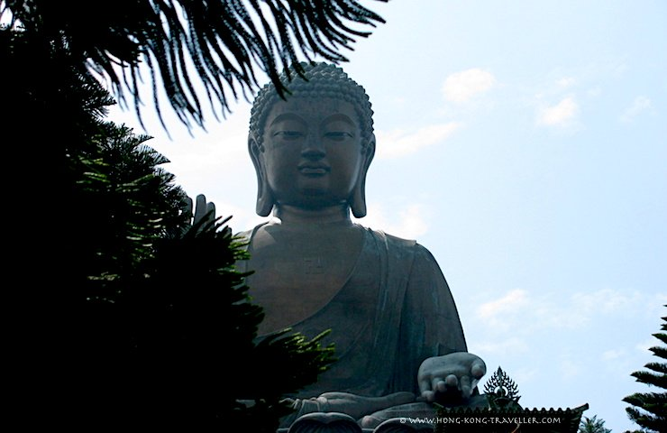 The Big Buddha on a DIY Tour of Lantau Island