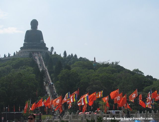 Tian Tan Lord Buddha Birthday in Hong Kong