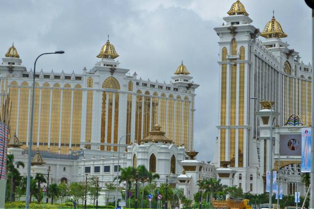 Cotai Strip Casinos