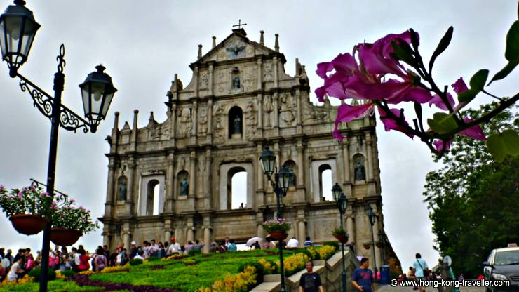 Macau Day Trip: Ruins of St Paul