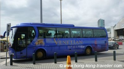 The Venetian Shuttle