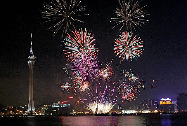Macau International Fireworks Contest