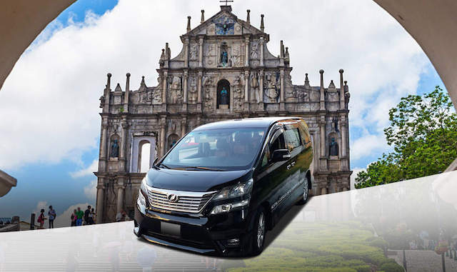 Private Limo Charter in Macau
