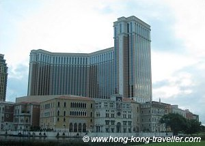 Macau Attractions: The Venetian