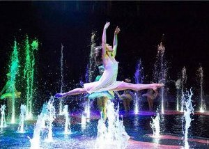 Macau Attractions: The House of Dancing Water