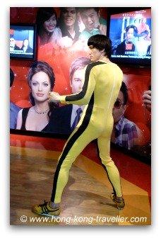 Madame Tussauds Hong Kong Bruce Lee