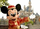 Mickey Mouse at HKDL