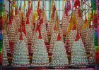 Bun Towers at the Cheung Chau Bun Festival