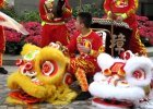 Lion Dances