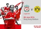 Liverpool FC Legends vs Borussia Dortumund