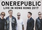 One Republic in Hong Kong