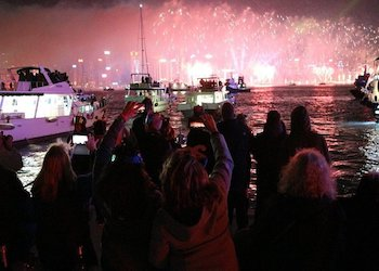 New Years Eve Parties and Cruises in HK