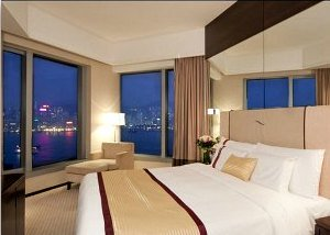 Harbour view  suite at Panorama by Rhombus Hong Kong