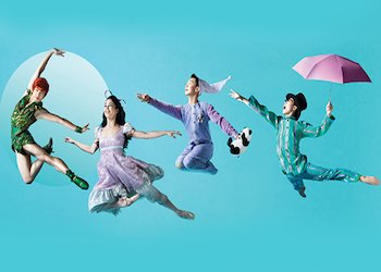 Hong Kong Ballet Peter Pan