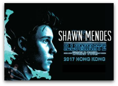 Shawn Mendes Illuminate World Tour Hong Kong 2017