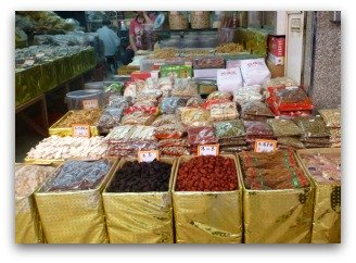 Dried Food Stalls