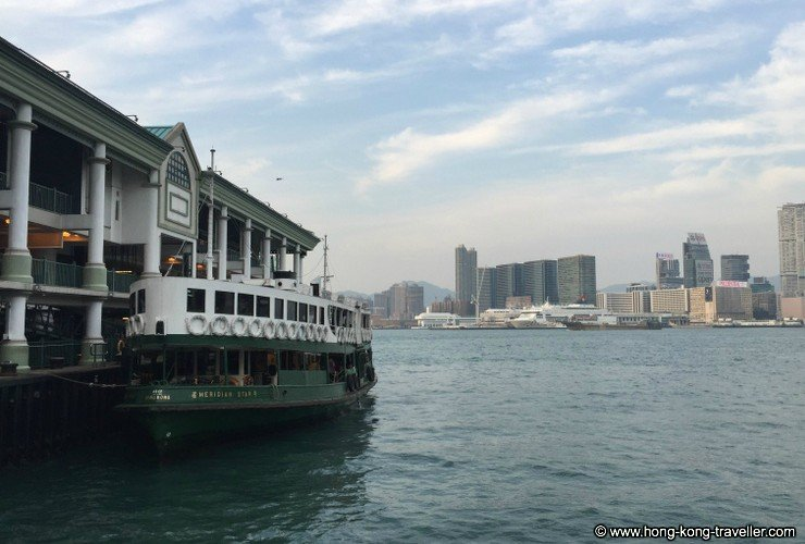 Hong Kong Ferry: The Star Ferry