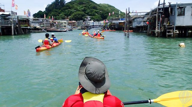 Tai O Sea Kayak Excursion