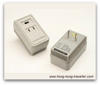 Travel Converter for use in Hong Kong