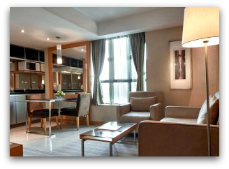 Serviced Apartment In The Midlevels