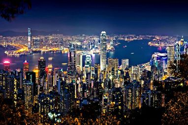 Image result for hong kong from the peak