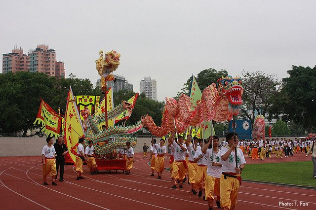 Tin Hau Procession Yuen Long